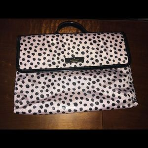 Kate Spade ♠️ fold out toiletry bag